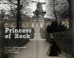 PRINCESS OF ROCK editorial 4 PAVLI MAGAZINE