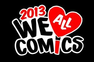CALENDAR WE (ALL) LOVE COMICS 2013