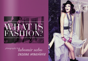 WHAT IS FASHION? editorial 4 PAVLI MAGAZINE