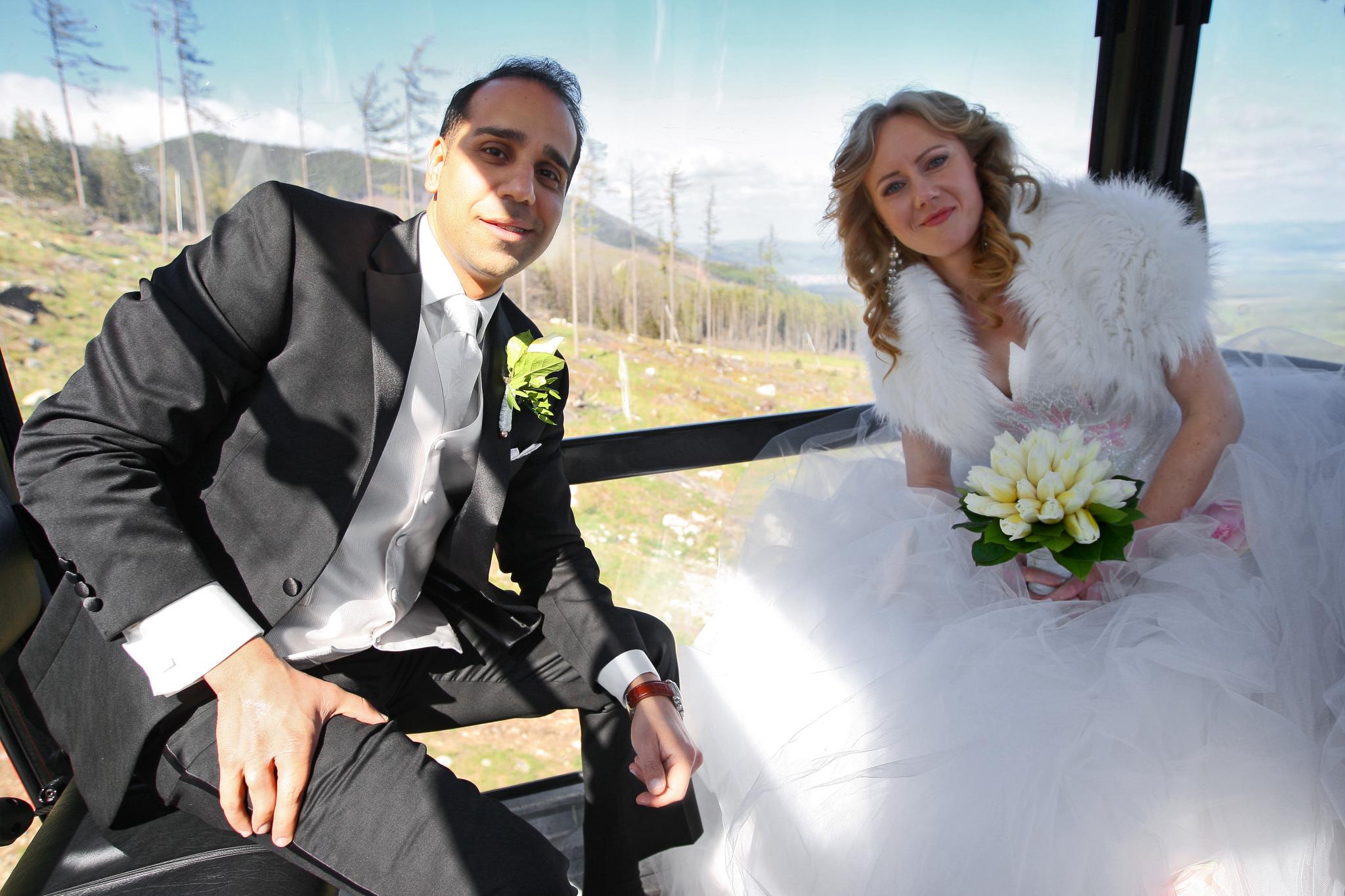 Wedding / miska &; mike